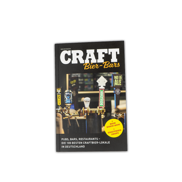 Meiningers Craft Bier-Bars Pocketguide